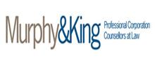 Murphy & King Counselors at Law logo